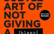 The Subtle Art of Not Giving a F…