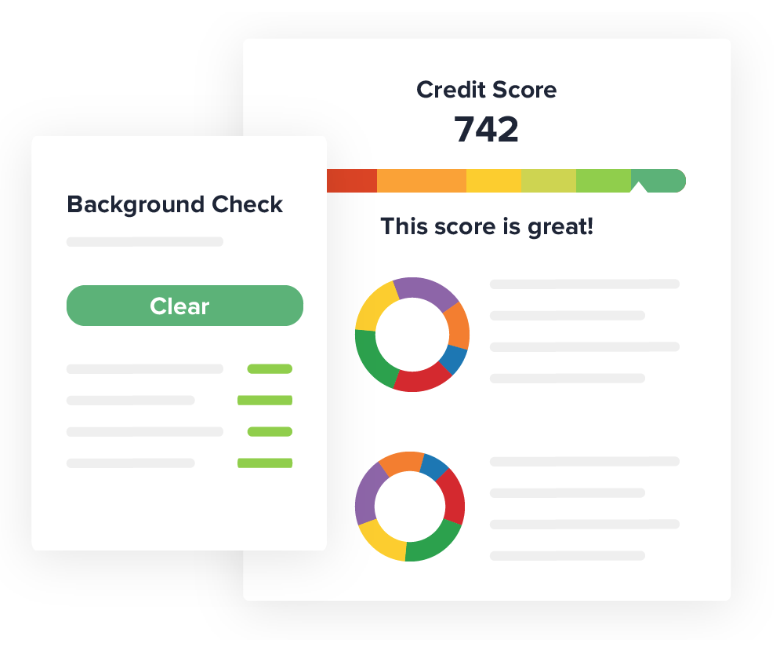 Credit and Background Checks
