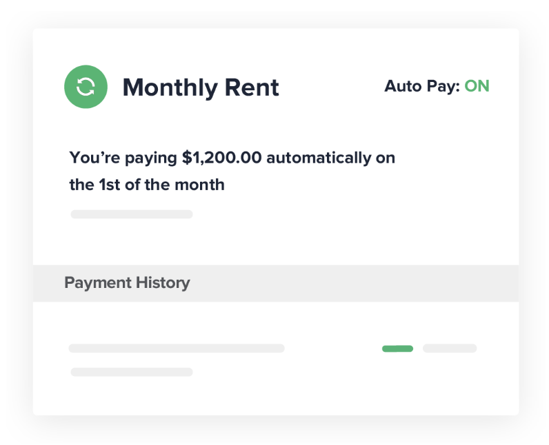 Pay Rent with Multiple Sources