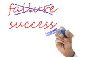 Failure over Success